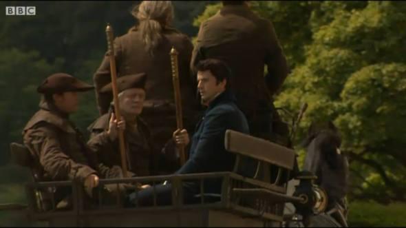 Matthew Goode como Mr. Wickham